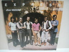 EXPRESS Hungary Perfect GROOVE FUNK LP RARE 1977 ORG