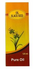 Alrahma Black Seed Oil 125ml (Nigella Sativa, KalonjI cold pressed oil genuine