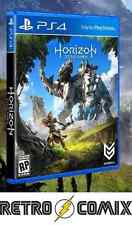 PS4 HORIZON ZERO DAWN BRAND NEW AND SEALED ***PRE-ORDER***