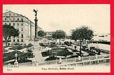 BAHIA, BRAZIL ~ Praca Riachuelo Postcard~ c. 1908 UNUSED