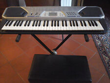 CASIO CTK 491 Song Bank Electronic Keyboard Musical Instrument
