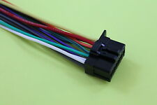 Wire Harness for PIONEER DEH-X3500UI *Includes 1 HARNESS (100% Copper) ONLY* NEW