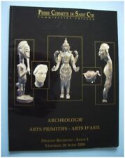 ART PRIMITIF AFRICAIN & OCEANIEN - CATALOGUE VENTE CORNETTE 28 AVRIL 2000