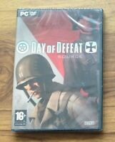 DAY OF DEFEAT SOURCE (PC CD-ROM) New & Sealed. Free UK Postage