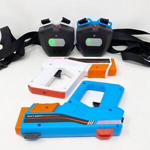 Rec-Tek Duel Shooting Laser Tag Laser Lock