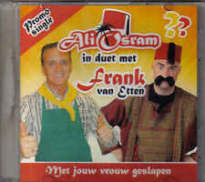 Ali Osram&Frank van Etten-Met jouw vrouw geslapen Promo cd single