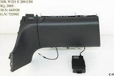 Handschuhfach Handschuhkasten E-Klasse W 211 Schwarz A2118603305 iPod-Interface