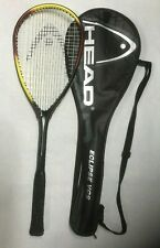 "Head - Eclipse Vcs Pyramid Power Squash Racquet w/cover 4"" grip"