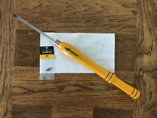 Mid-Size Easy Detailer w/ extra Ci4 carbide insert - Wood lathe turning tool