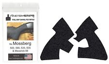 Rubber grip tape overlay fits Mossberg 500, 590, 835, Maverick 88 butt stock