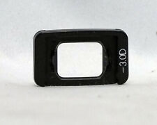 Nikon -3.0D Eyepiece Correction Lens Genuine Used OEM D series digital film SLR