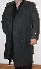 DESIGNO GINO BERTONI HERREN LUXUS LEDERMANTEL, TOP ZUSTAND, SEHR SCHICK, GR. 52