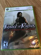 Prince Of Persia Forgotten Sands Xbox 360 Nice Disk Works VC1