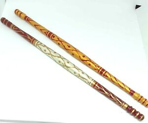 Wooden Velan  / Painted  / Hindu / Wedding /  Pooja / Religious