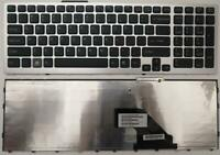 (US) Original keyboard for SONY VPC-F120FL F121GX F127HG US layout 3049#