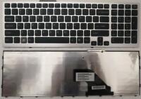 (US) Original keyboard for SONY VPC-F115 F115FG F119FC/BI US layout 3049#
