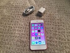 New ListingApple iPod Touch 6th Generation / Pink / 16Gb / New Battery / Bundle .