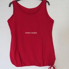 Gestreifte ärmellose Damenblusen, - tops & -shirts in Übergröße