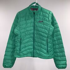 Patagonia Down Sweater Jacket Green Small (Women's)