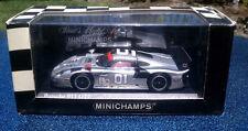 Minichamps 1:43 Porsche 911 GT1 Daytona 2001 Schumacher Holtom Brenner #01