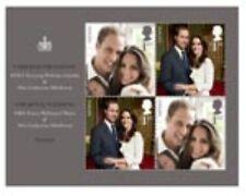Engeland 2011 Huwelijk Prins William blok postfris/mnh