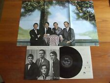 LP KRAFTWERK TRANS EUROPA EXPRESS GERMAN 1977 1ST PRES + POSTER IN TOP CONDITION
