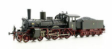 ROCO PLATIN HO GAUGE 63302 KPEV CLASS P4 4-4-0 STEAM LOCOMOTIVE 1933 (10P)