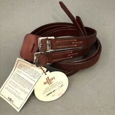 """Crosby Stirrup Leathers Extra Long Xl 1"""" x 59"""" Made in England - New with Tag"""