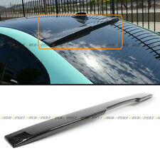 FOR 2015-2018 BMW F82 M4 COUPE REAL CARBON FIBER REAR ROOF TOP SPOILER WING
