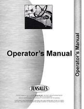 Massey Ferguson 40 Forklift Operators Manual