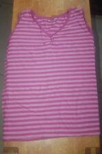 Damen Top Shirt ärmellos Gr. 44/46