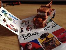 Disney Pixar Esselunga CARL ATTREZZI di Cars