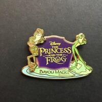 The Princess and the Frog - Bayou Magic - Limited Edition 1000 Disney Pin 73705