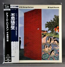 George HARRISON Wonderwall Music 2017 JAPAN Mini LP SHM-CD UICY-78135 Sealed NEW