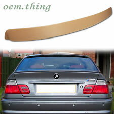 BMW E46 2D COUPE A TYPE REAR ROOF SPOILER WING 99-05 3-SERIES 328ci 325ci