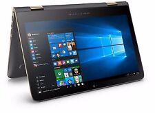 """HP Spectre X360 13 13.3"""" OLED QHD Touchscreen Laptop i7-6500U 8GB 256GB SSD W10P"""