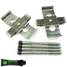 FRONT BRAKE PAD FITTING KIT PINS TYPE FITS: PEUGEOT 406 COUPE BREMBO BPF1296A