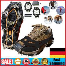 Anti-Rutsch Spikes Schuhe Schuhspikes Eiskrallen Schuhkrallen Gleitschutz 35-45