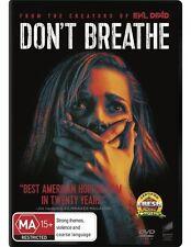 Don't Breathe (Dvd) Horror, Thriller, Crime Stephen Lang, Jane Levy Movie