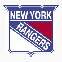 New York Rangers Logo NHL DieCut Vinyl Decal Sticker Buy 1 Get 2 FREE