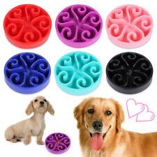 Interactive Maze Dog Slow Food Bowl Healthy Anti Slip Feeder Bowls Pet Supplies