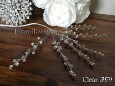Beads/ Stones Plain Craft Floral Supplies