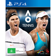 AO Tennis - PS4 playstation 4 aus game