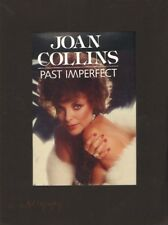JOAN COLLINS - Original Printers Proof Of US Version PAST IMPERFECT 1982 #81