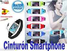 Cinturón/riñonera deporte Running correr Belt  Smartphone MICROMAX CANVAS PULSE
