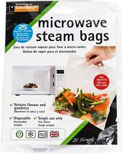 Bag Microwave Steam Bags Food retains flavorfaster than other cooking methods