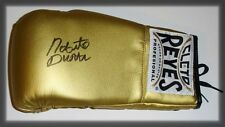 ROBERTO DURAN AUTOGRAPH PERSONALLY HAND SIGNED BOXING GLOVE