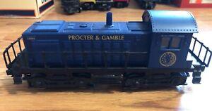 K-Line Proctor & Gamble Diesel Switcher, 1990
