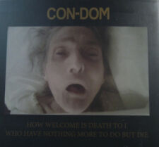 Connie-DOM How Welcome Is Death to I WHO HAVE NOTHING MORE TO DO but le CD 2016
