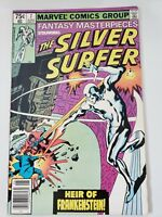 FANTASY MASTERPIECES #7 (1980) THE SILVER SURFER! STAN LEE! JOHN BUSCEMA ART!